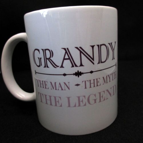 Personalised Mug For The Man In Your Life
